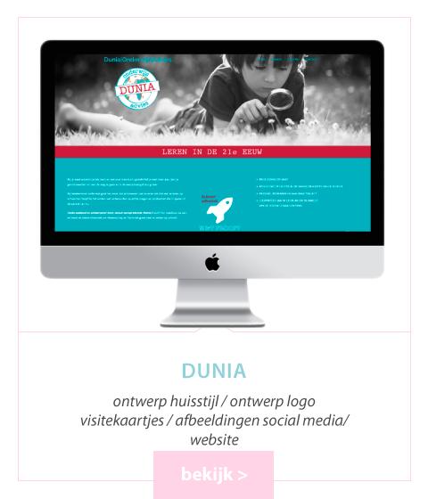website ontwerp dunia
